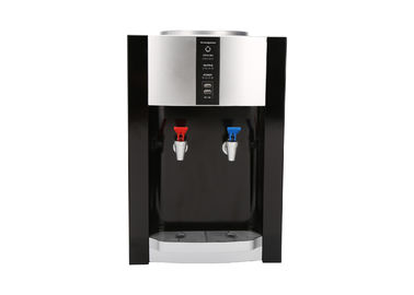 Compressor Cooling Tabletop Bottled Water Dispenser With Stainless Steel Water Tank